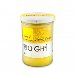 Ghí BIO 400 ml Wolfberry *