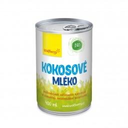 Kokosové mlieko BIO 400 ml Wolfberry *