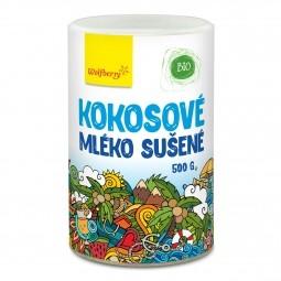 Kokosové mlieko sušené BIO 500 g Wolfberry PDZ *