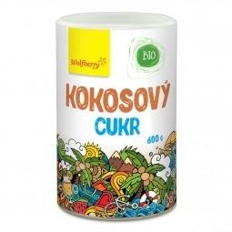 Kokosový cukor BIO 600 g Wolfberry PDZ *
