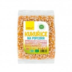 Kukurica na popcorn BIO 250 g Wolfberry *