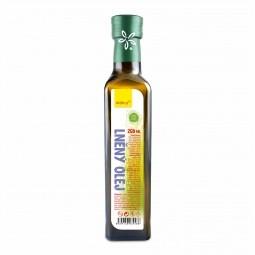 Ľanový olej 250 ml Wolfberry
