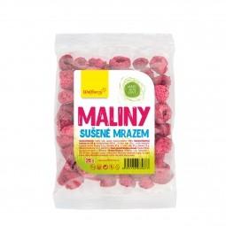 Maliny lyofilizované 20 g Wolfberry