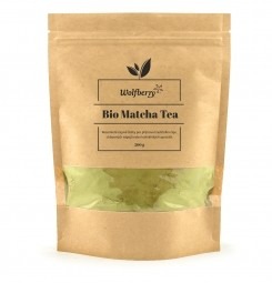 Matcha tea BIO 200 g Wolfberry *