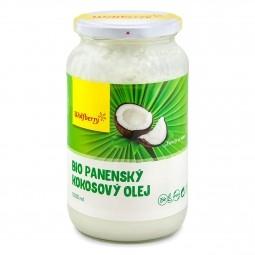 Panenský kokosový olej BIO 1000 ml Wolfberry *
