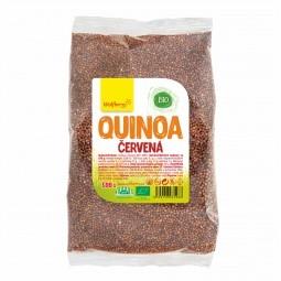 Quinoa červená BIO 500 g Wolfberry *