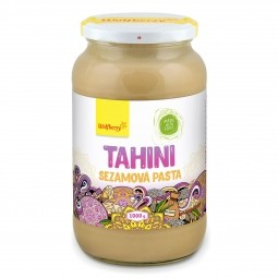 Tahini sezamová pasta 1000 g Wolfberry