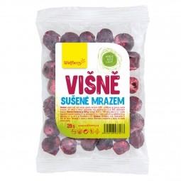Višne sušené mrazom 20 g Wolfberry
