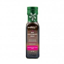 Zázvorový olej BIO 100 ml Wolfberry *