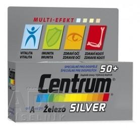 Centrum Silver tbl Multiefekt 1x100 ks