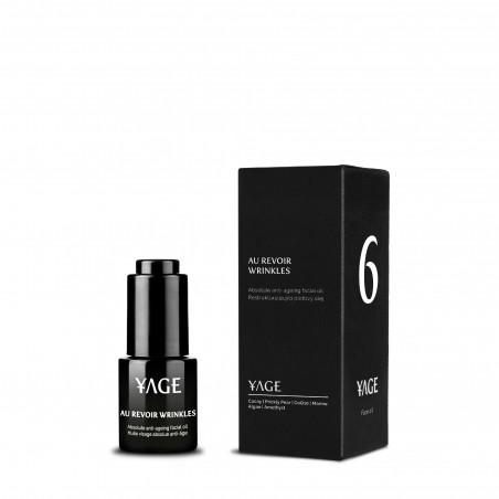 Č. 6 Absolútny anti-ageingový pleťový olej au revoir wrinkles