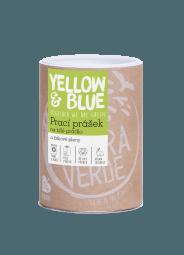 Prací prášok z mydlových orechov na bielu bielizeň a látkové plienky 850 g (dóza)