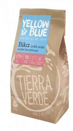 Bika – jedlá sóda, sóda bicarbona, hydrogénuhličitan sodný 1 kg (pap. vrece)