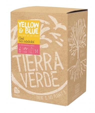 Gél na riad 5l  (bag in box)