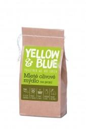 Mleté olivové mydlo na pranie 200 g (zip vrecko)