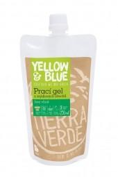 Prací gél z mydlových orechov bez vône 250 ml (vrecko uzáver)