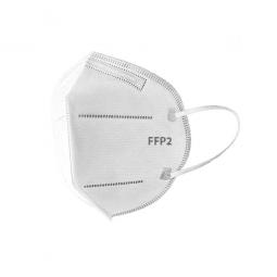 Respirátor-maska FFP2 - EN149:2001A1: 2009   CE 0370  1ks