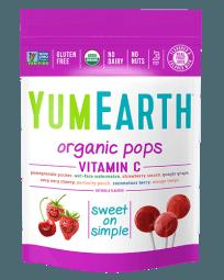 Lízanky ovocné s vitamínom C 85 g (14ks)