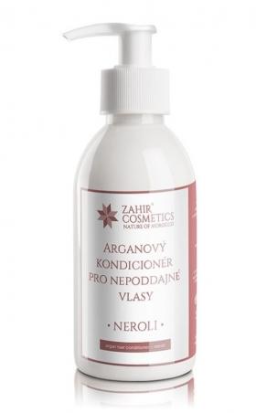 Argánový kondicionér pre nepoddajné vlasy - Neroli