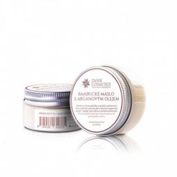 Bambucké maslo s arganovým olejom 25 ml