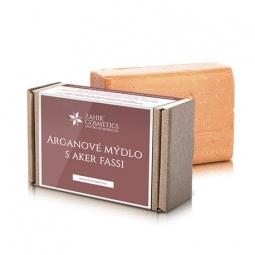 Arganové mydlo s Akker Fassi