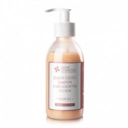 Jemný čistiaci šampón s arganovým olejom NEROLI