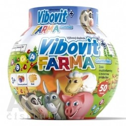 VIBOVIT+ FARMA Gummies