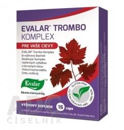 Evalar TROMBO Komplex cps 1x15 ks