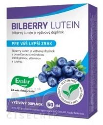 Evalar BILBERRY LUTEIN tbl 1x50 ks