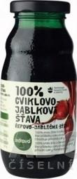 zdravo 100% CVIKLOVO-JABLKOVÁ ŠŤAVA