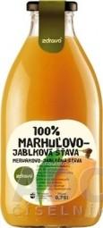zdravo 100% MARHUĽOVO-JABLKOVÁ ŠŤAVA