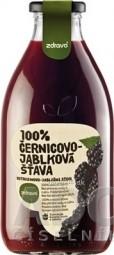 zdravo 100% ČERNICOVO-JABLKOVÁ ŠŤAVA