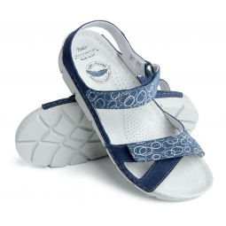 *Batz dámske zdravotné sandále Toledo Blue 41