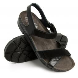 *Batz dámske zdravotné sandále Toledo Black 40