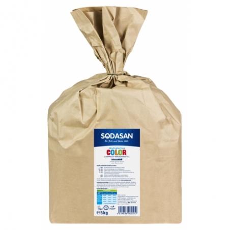 COLOR compact prací prášok na farebné prádlo 5Kg