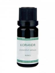 Éterický olej KORIANDER 10ml