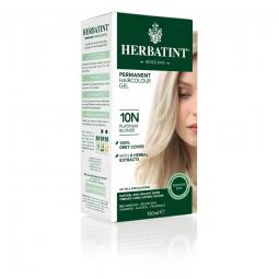 HERBATINT pernamentná farba na vlasy platinová blond 10N