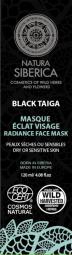Severská čierna maska na tvár