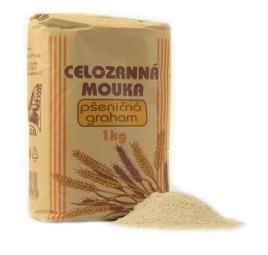 Múka pšeničná celozrnná GRAHAM 1kg
