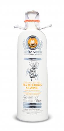 White Agafia - Rakytníkový šampón