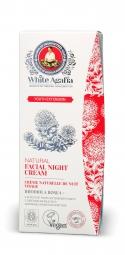 White Agafia - Predĺženie mladosti - Nočný pleťový krém 50 ml