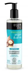 Organic Shop - Argan & Amla - Výživný šampón 280 ml