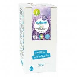 COLOR Sensitiv tekutý prací prostriedok na farebne prádlo - 5 litrov