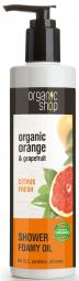 Organic Shop - Citrusová sviežosť - Sprchový olej 280 ml