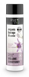 Organic Shop - Poklad Srí Lanky - Kondicionér pre objem 280 ml