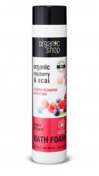 Organic Shop - Pena do kúpeľa Ovocné potešenie 500 ml