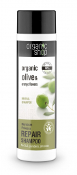 Organic Shop ECO - Marocká princezná - Šampón 280 ml
