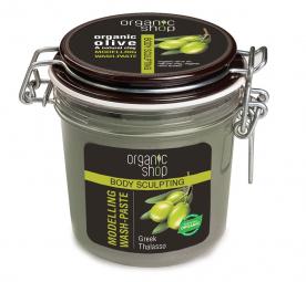 Organic Shop - Grécke Thalasso - Modelujúca telová pasta 350 ml