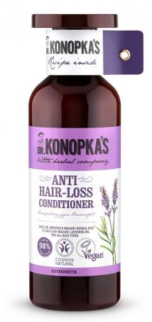Dr.Konopka´S -Kondicionér proti vypadávaniu vlasov 500 ml