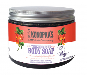 Dr.Konopka´S - Výživné husté telové mydlo 500 ml